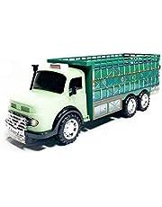 لعبة شاحنة لوري مرسيدس تراثية طول 50 سم