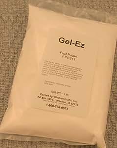 Gel-EZ pectina Mix, 1 lb., diseño de jardín, césped, Mantenimiento