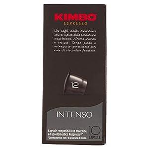 Kimbo Intenso Miscela Di Caffe, 58 g