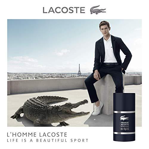 L'Homme Lacoste Deodorant Stick, 2.4 Fl Oz