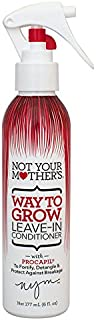 product image for Not Your Mothers Way To Grow Leave-In Conditioner, 6 Ounce (177ml)
