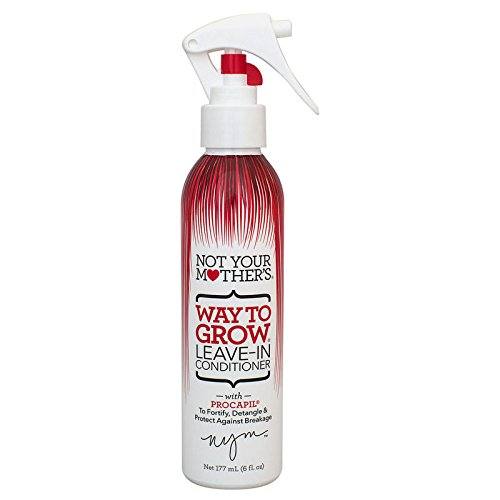 To Grow Leave-In Conditioner, 6 Ounce (177ml) (Way To Grow)