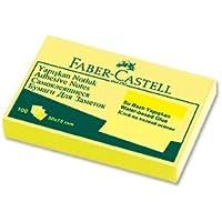 Faber-Castell 5089565601 Yapışkan Notluk, 50 x 75mm