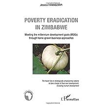 Poverty eradication in Zimbabwe