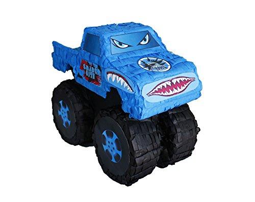Aztec Imports Pinatas Monster Truck Pinata -Shark BITE (Pinatas Aztec Imports)
