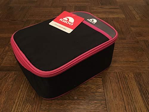 Igloo Lunch Box Cooler Bag - Pink - Pink Igloo Box Lunch
