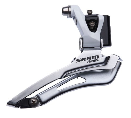 (SRAM Apex Braze-On Front Derailleur)