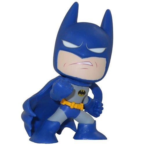 Funko Mystery Minis Vinyl Figure - DC Comics Series 2 - Justice League Super Heroes - Batman (Blue - TV Series)