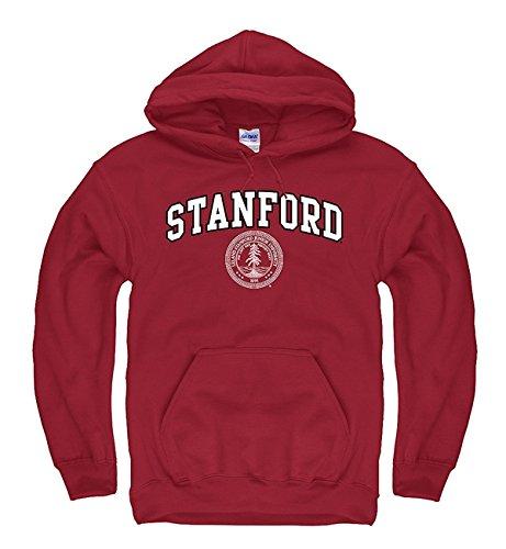 Stanford Cardinal Arch & Seal Hoodie