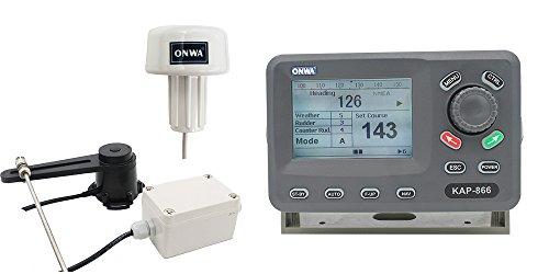 - ONWA KAP-866: Marine Autopilot System