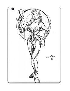OFCcrMT23946wVfjJ Case Cover, Fashionable Ipad Air Case - Sydney Comics Anime Comics