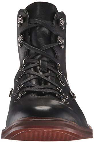 Ben Sherman Uomo Marc Hiker Boot Nero