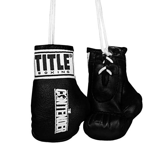 Title Boxing As Seen On Contender Mini Gloves ()