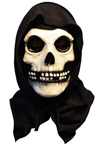 Trick or Treat Studios Men's Misfits-The Fiend Mask, Multi, One Size -