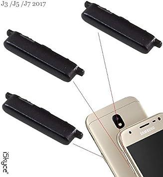 iSkyce Botón de Encendido/Apagado y Teclas de Volumen para Samsung ...