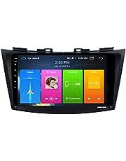 9 Inch HD Touchscreen Auto Stereo Radio Player Voor Suzuki Swift 2010-2016, Android 8.1 GPS-Navigatie, FM/RDS/Bluetooth/Radio/Mirrorlink/Achtercamera