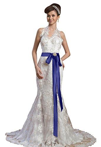 inverted triangle wedding dress - 7