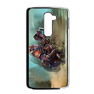 LG G2 Cell Phone Case Black Defense Of The Ancients Dota 2 CENTAUR WARRUNNER 006 PD5452470