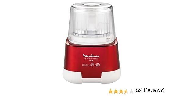Moulinex DP705, Rojo - Licuadora y picadora: Amazon.es: Hogar
