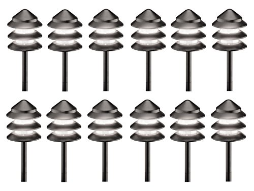 3 Tier Outdoor Lighting in US - 5