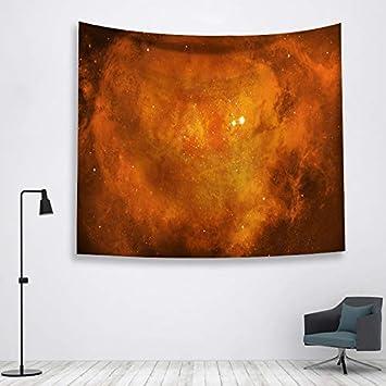 jtxqe Imprimir Tapiz para el hogar Estrellado Decorativo Colgante de Pared decoración de la Pared Toalla de Playa Manta 200 * 150 cm