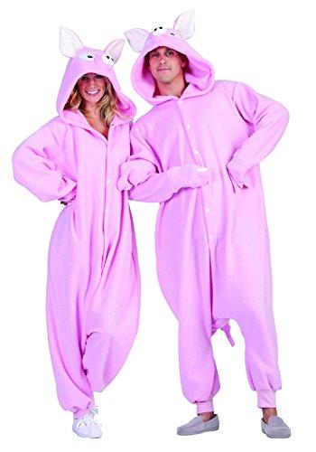 RG Costumes menswomen's Penelope Pig, Pink One -