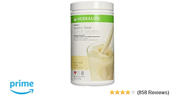 Amazon Herbalife Formula 1 Shake Mix