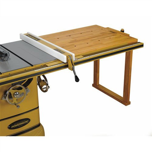 Powermatic 1792017K Model PM2000 10-Inch 5 HP 1-Phase Table Saw with 50-Inch Accu-Fence and Workbench