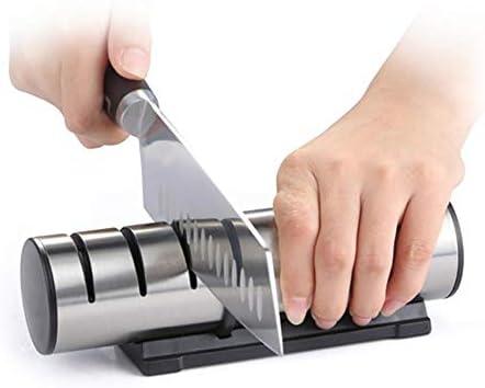 ナイフシャープナープロフェッショナル削りセラミックタングステン鋼の修復研磨ブレードキッチンツール
