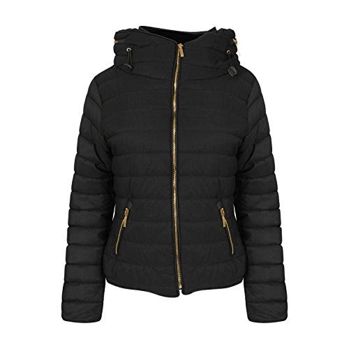 Quilted Bubble Jacket - 3