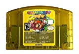 Cenxaki Game Cartridge Card for Nintendo N64 with