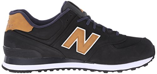 super popular 62656 bcbb6 Amazon.com | New Balance Men's ML574 Lux Pack Sneaker | Road ...