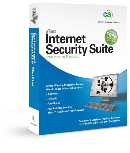 CA Etrust Internet Security Suite product image