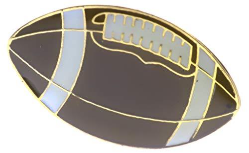 Sujak Military Items Football (Ball) Hat Lapel Pin AK371