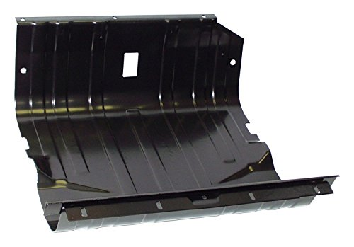 - Crown Automotive J5357023 Fuel Tank Skid Plate