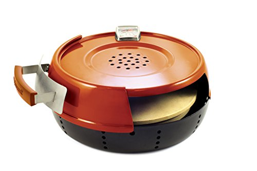 Pizzacraft PC0601 Pizzeria Pronto Stovetop Pizza Oven (Gas Oven Small compare prices)