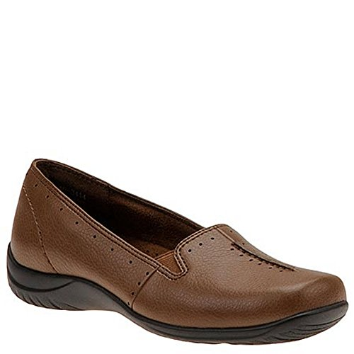 Easy Street PURPOSE Womens Slip On 7.5 2A(N) US Tan Sr1pNP9Int