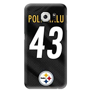 Diy For Ipod 2/3/4 Case Cover NFL - Troy Polamalu - Pittsburgh Steelers -Diy For Ipod 2/3/4 Case Cover High Quality PC Case
