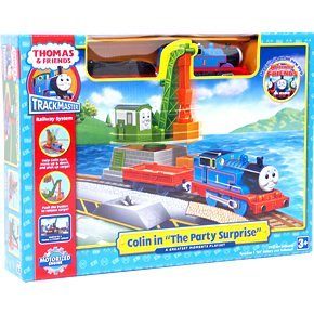 (Trackmaster Colin in The Party Surprise)
