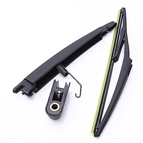 Plat Firm Juego de limpiaparabrisas y brazo para BMW 3series E46 Touring Eatate 98-05: Amazon.es: Coche y moto