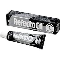 Refectocil Eyelash and Eyebrow Tint No. 1-15 ml, Black