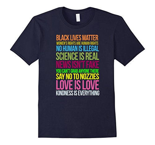 Nozzie-Anti-Trump-T-Shirt-Love-Is-Love-Nasty-Resist-Nozi-Top