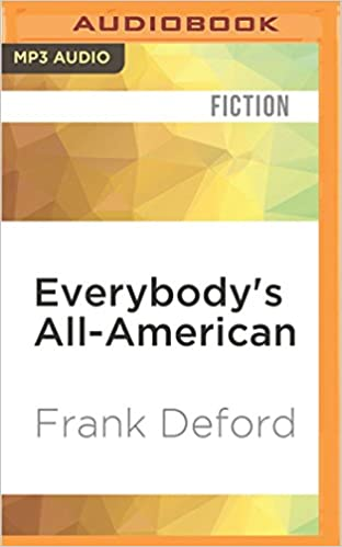 Everybodys all american frank deford 0889290833730 amazon books fandeluxe