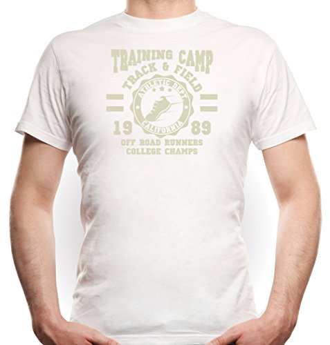 Training Camp Runners T-Shirt White Certified Freak