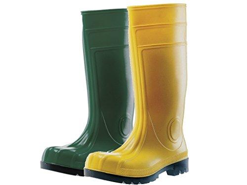 Abratools–Chaussures montantes sécurité eau Panther taille 43jaune