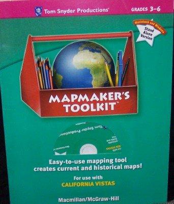 California Vistas Mapmaker's Toolkit (Grade's 3-6) pdf epub