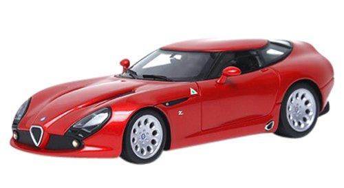 Alfa Romera TZ3 Stradale (Metallic ROT)