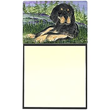 Carolines Treasures Neapolitan Mastiff Refillable Sticky Note Holder or Postit Note Dispenser 3.25 by 5.5 Multicolor