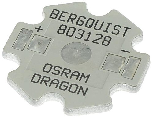 Thermal Substrates - MCPCB 1-UP INDV STAR OSRAM DRAGON (5 pieces)