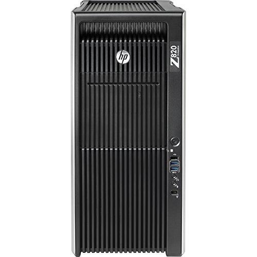 HP Z820, ZC2.6, INTEL XEON E5-2650 V2 2.6 1866 8C, 256GB SATA, 16GB DDR3-1866 (2